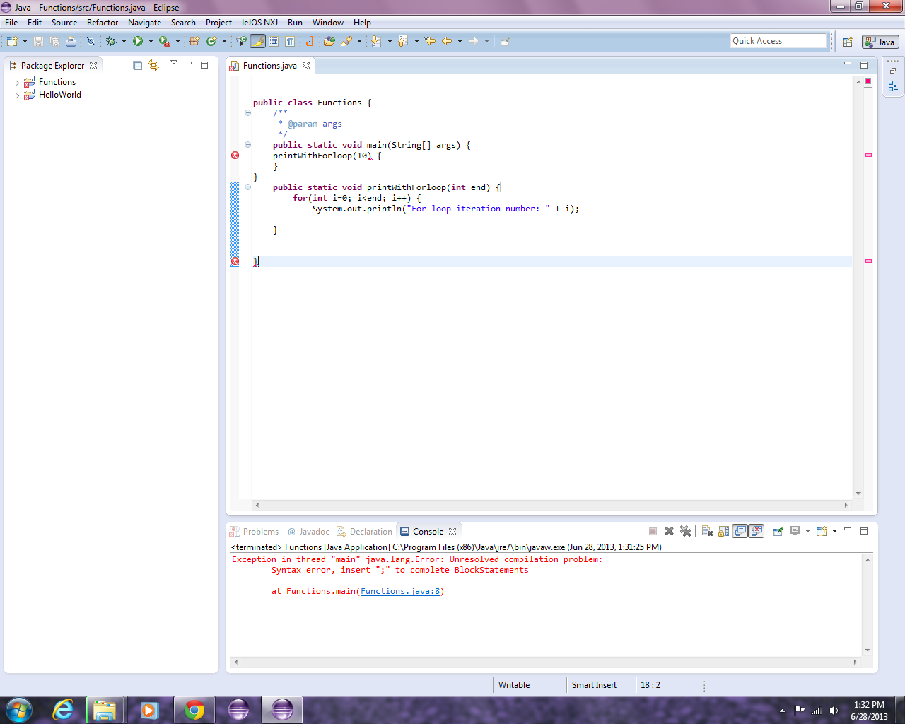 The Difference Between the Processing IDE and the Eclipse